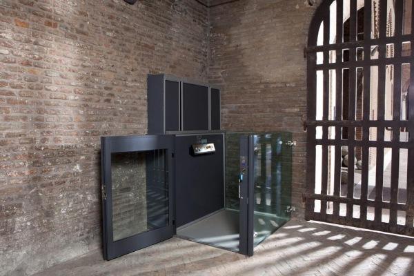 Piattaforme elevatrici ascensori per disabili - Ascensori da casa prezzi ...