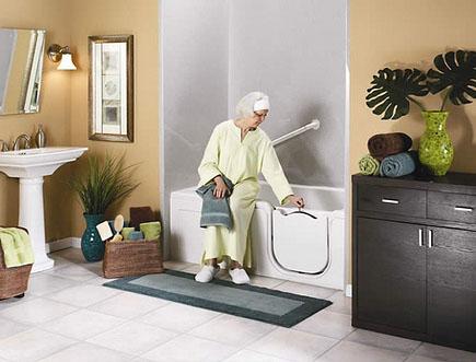 Vasca Da Bagno Per Anziani Misure : Vasche da bagno per anziani e disabili