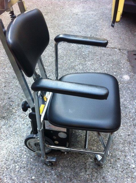 Montascale a Ruote per Disabili USATO
