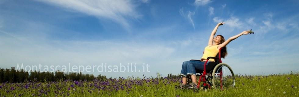 Montascale per disabili nuovi ed usati